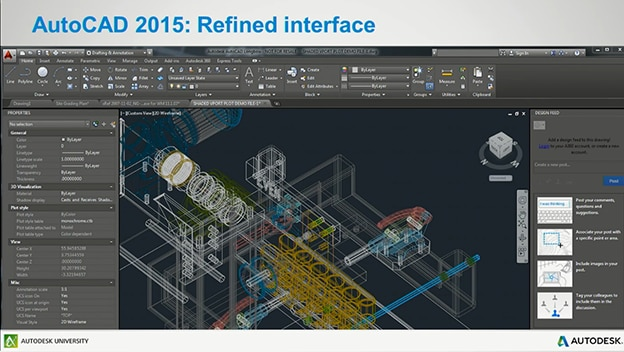 Online AutoCAD Classes & Tutorials | Autodesk University