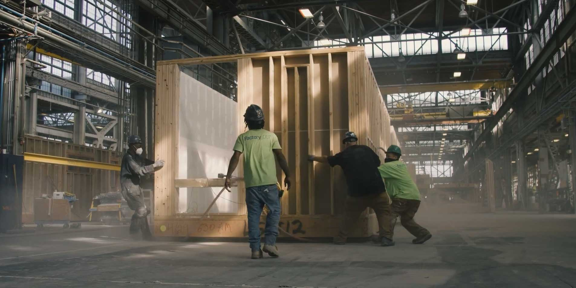 Social Distancing and PPE Help Modular Construction Company Stay Essential