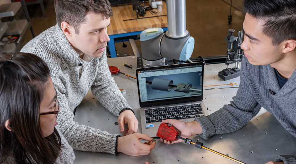Collaboration design tools for the 3D mechanical process