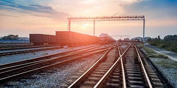 Ferrovia projetada com soluções BIM