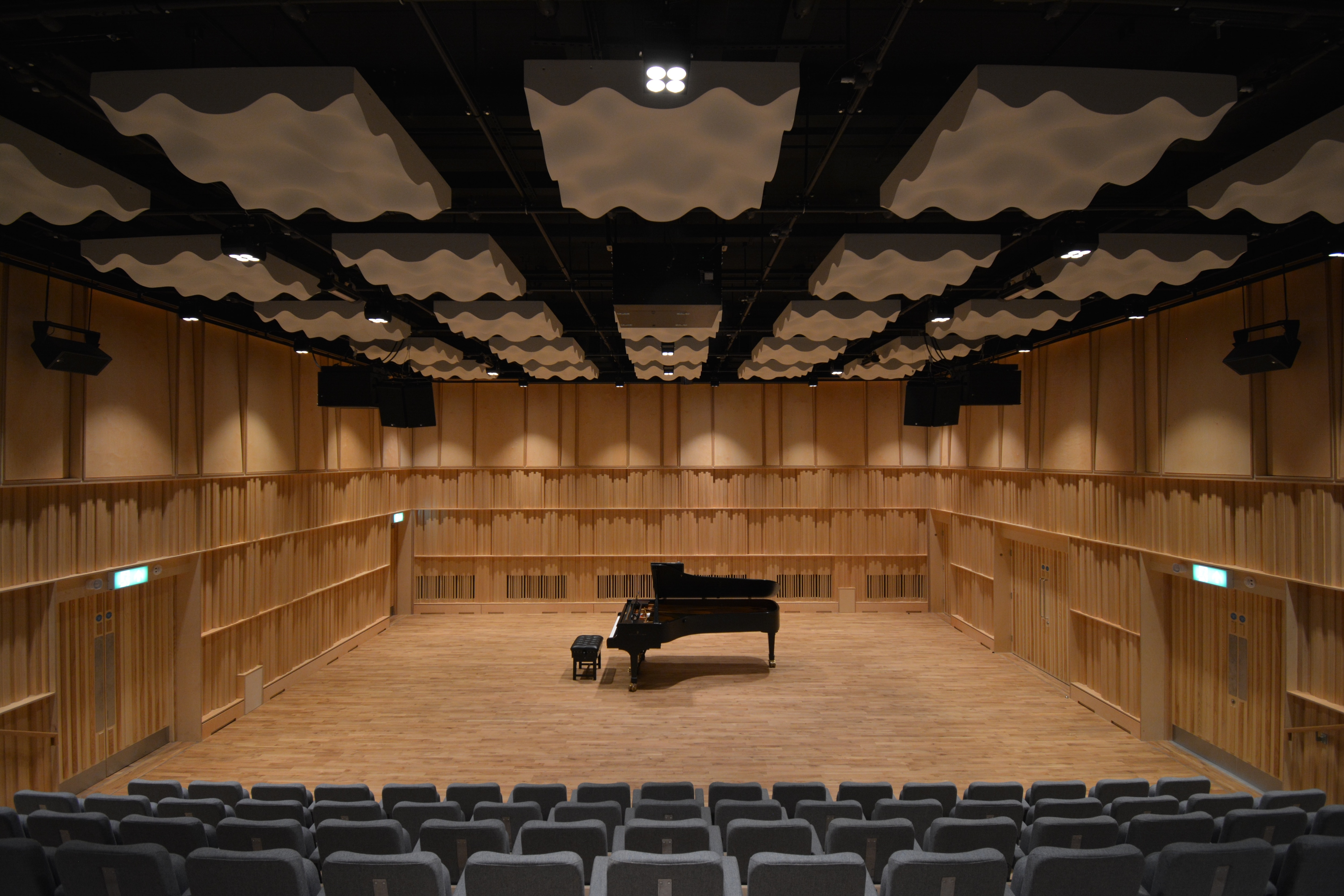 Recital space