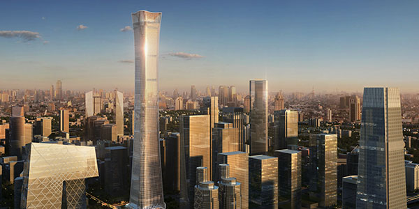 For China Construction Eighth Engineering Division Corp., Ltd., BIM was integral to success on a complex tower project.
