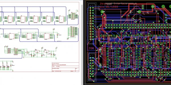 pcb design software printed circuit boards autodesk circuit diagram pcb design factors when creating a pcb