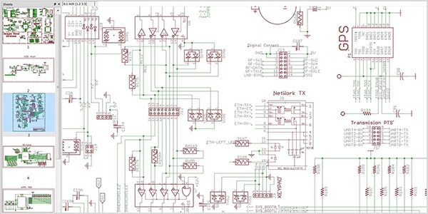circuit design software free download \u0026 tutorials autodeskmulti schematic sheets