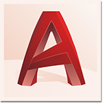 AutoCAD mobile product badge
