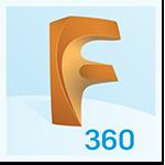 Fusion 360 product badge