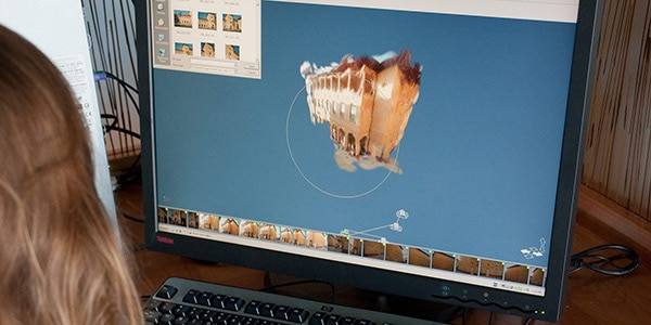 Tutorial on reality capture for photogrammetry