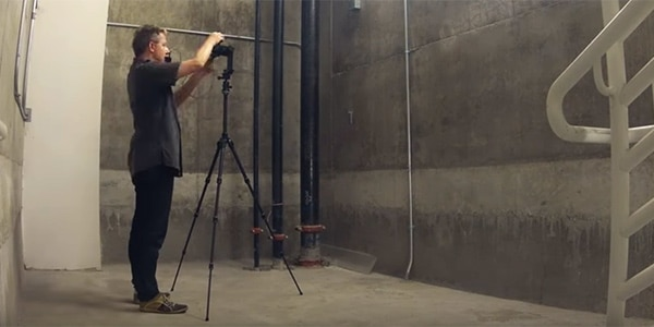 Shooting photo environments for reality capture