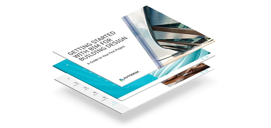 Yapı tasarımı için BIM'i kullanmaya başlama e-kitabı