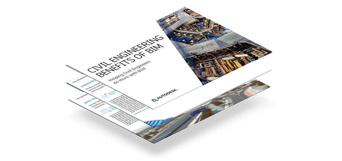 Civil Engineering Benefits of BIM ebook