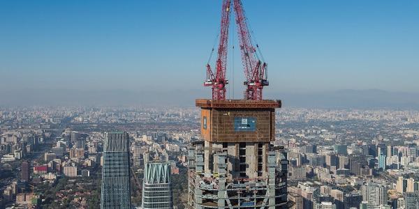 Accelerating safe construction at China Zun Tower
