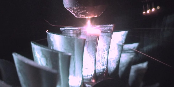 Use high rate additive manufacturing to transform how you make complex parts