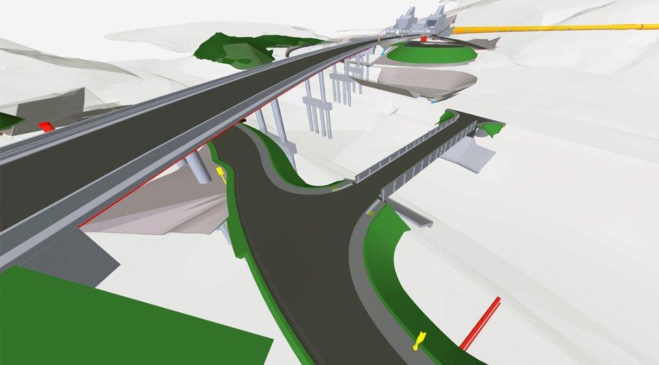 Modelo de projeto BIM