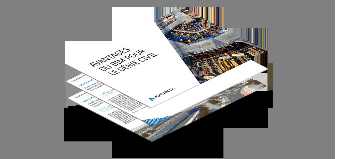 Livre électronique sur les avantages duBIM pour le génie civil