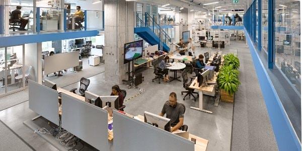 image of new toronto office