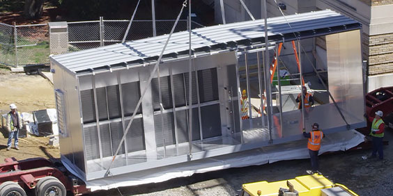 image of Gilbane construction company