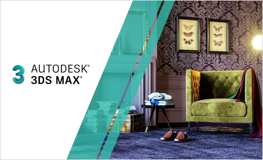 autodesk 3ds max for 3d architectural visualisation