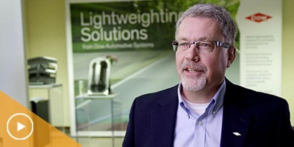 Allan James, DOW AUTOMOTIVE SYSTEMS