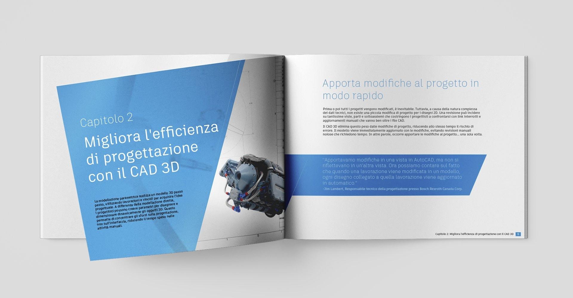 E-book sulle nozioni base di CAD 3D per utenti 2D