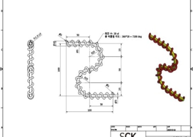 3. Circular Coil- 특정 경로에 코일 생성하기