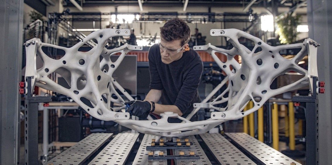 Nasa's JPL created a new interplanetary lander with generative design, casting, CNC and additive manufacturing technologies | Autodesk