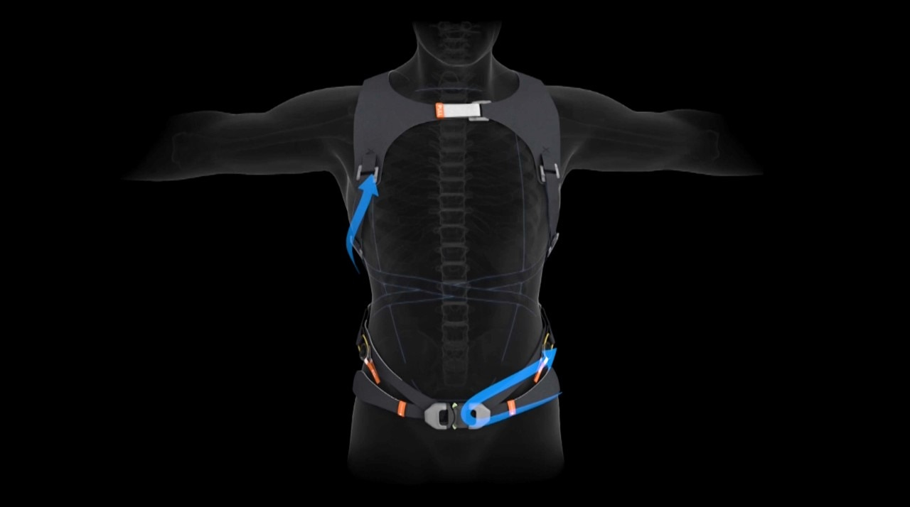 Generative design helped to create a revolutionary back protector to avoid spinal fractures