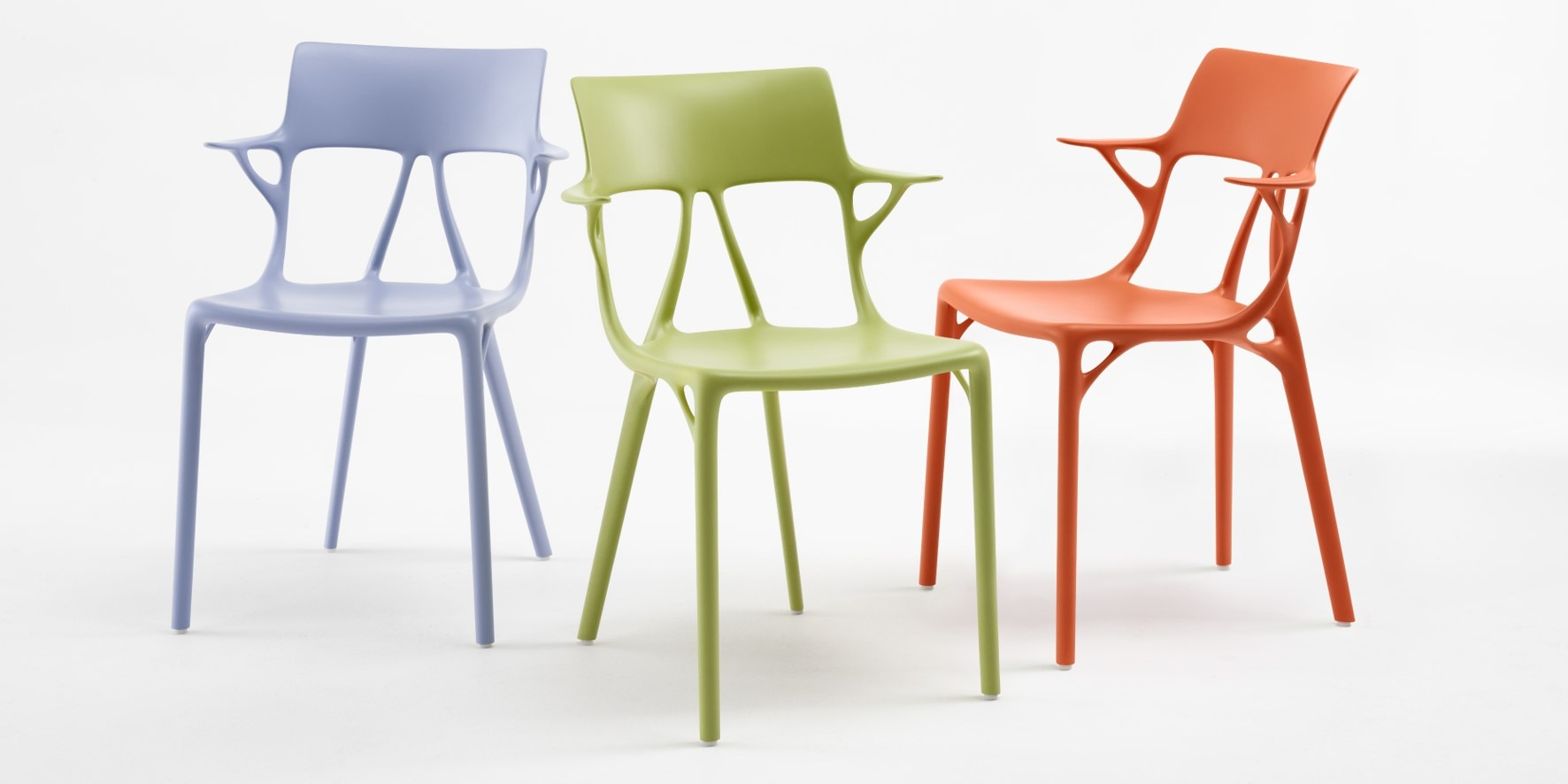 Philippe Starck leveraged generative design technology to design a new chair | Autodesk