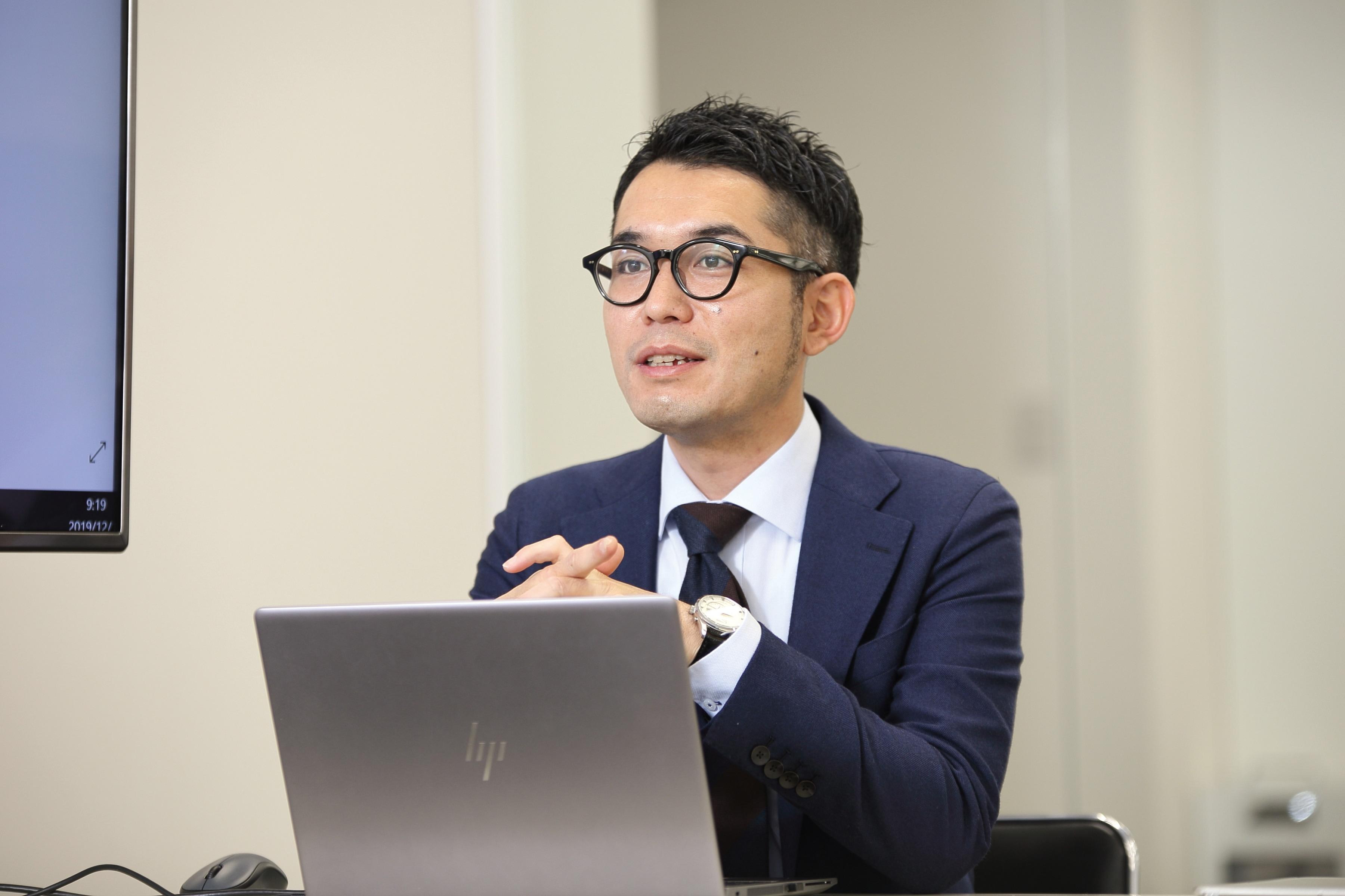 施設技術部 課長 中村 陽雄 氏