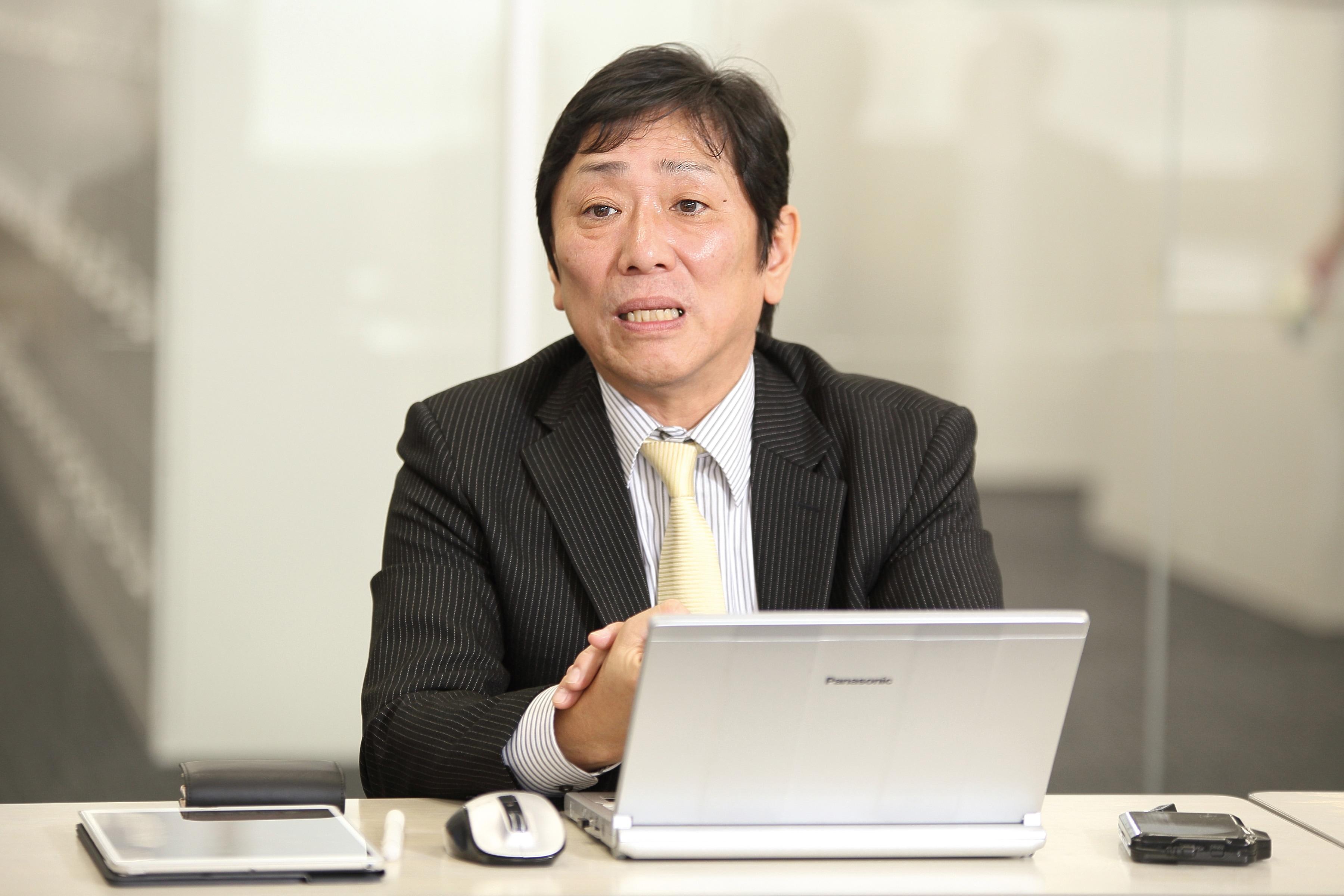 執行役員 研究施設カンパニー プレジデント 松村 勝弘 氏