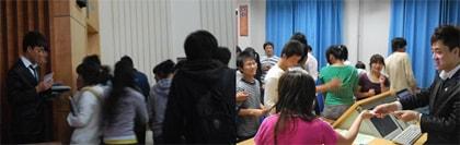 内容5:学生互动、资料赠送;