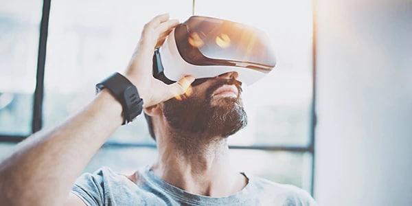 3D デザインソフトの種類4: バーチャル リアリティ (VR)