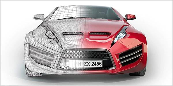 3D デザインソフトの種類2: 3D モデリング