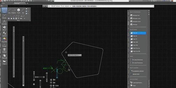 Productivité des dessins de CAO avec AutoCAD