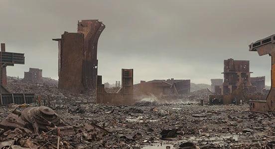 Framestore 在电影 Blade Runner 2049 中使用影视后期制作软件