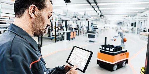 Sensing robots will make manufacturing faster