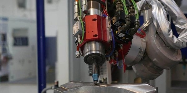 The future of industrial polishing. Courtesy SYMPLEXITY.