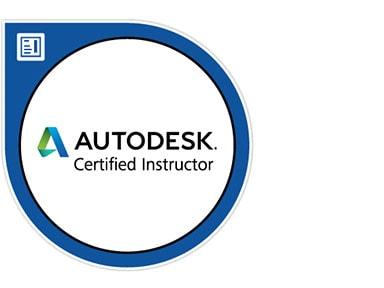 Autodesk Certified Instructor logo