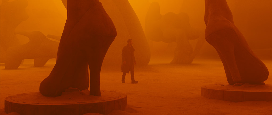 The VFX behind Blade Runner 2049