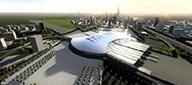 Shanghai Tower construction using BIM for modeling
