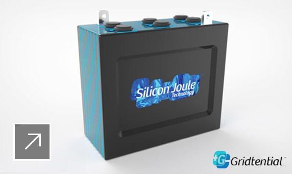 高效设计新一代铅酸电池: Gridtential Energy