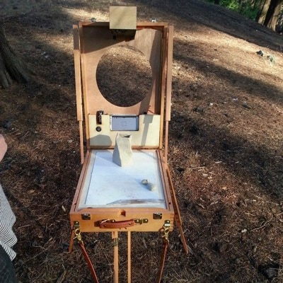 3D Print En Plein Air by Laura Devendorf