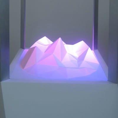 Hyper Terra by Gabriel Dunne