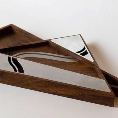 CNC Jewelry Box by Mary Franck