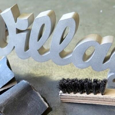 Aluminum Tap Handle by Aaron Geman