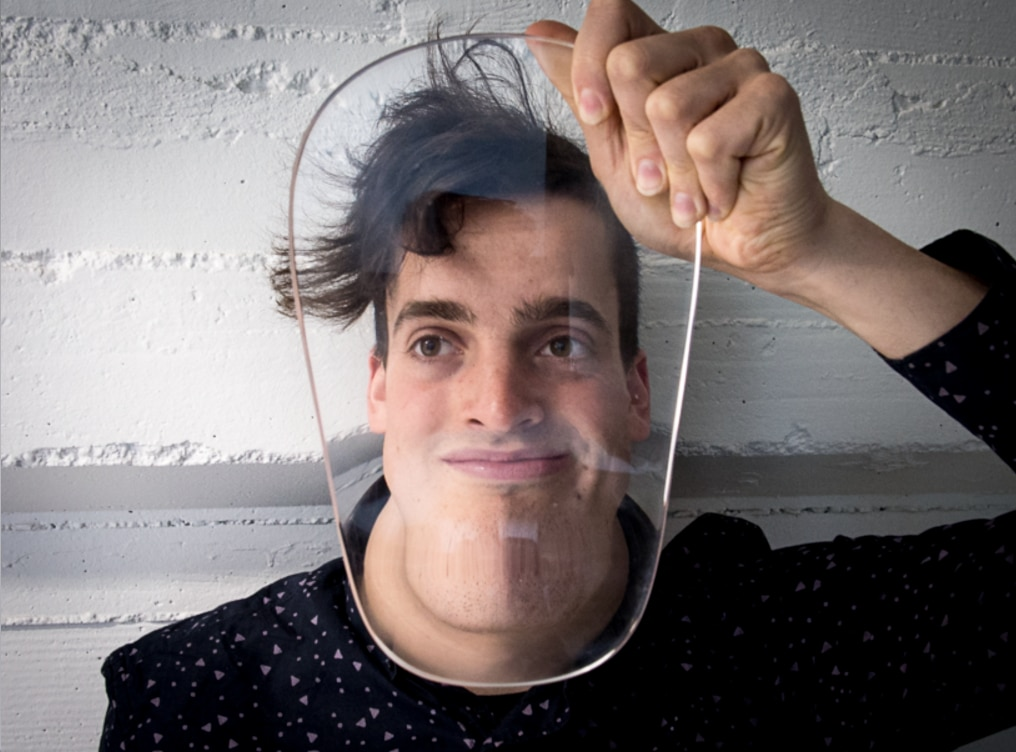 3D printed Weird Lenses