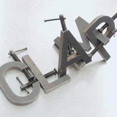 Alphaclamps by Robb Godshaw