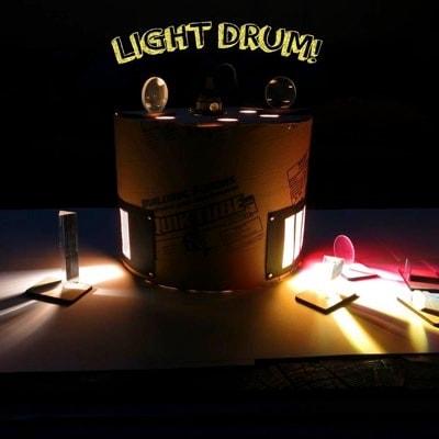 Light Drum by Sam Haynor