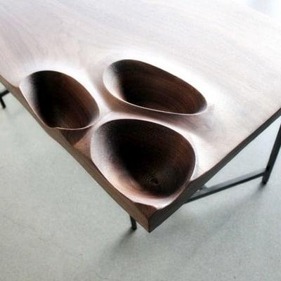 Caldera Table by Matt Hutchinson
