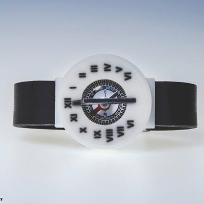 San Francisco: Sundial Watch, 3D Printing by Gabriel Kaprielian