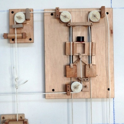 Mechanical Computing by Bernie Lubell